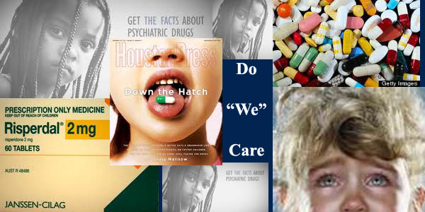 the drugging of our children Storyline the drugging of our children in the absence of any objective medical  tests to determine who has add or adhd, doctors rely in part on standardized.
