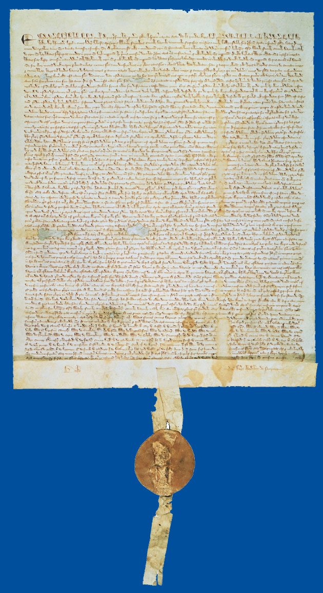 a history of the magna carta libertatum The magna carta at 800 the uses of history how did a failed treaty between medieval combatants come to be seen as the foundation of liberty in the anglo-saxon world.